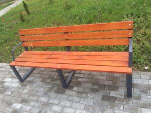 Купить скамейки в Минске