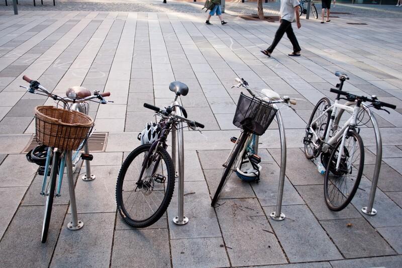 Купить стоянку для велосипеда