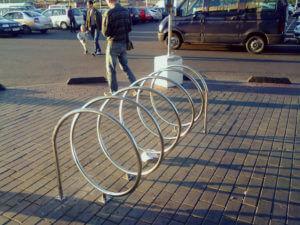 Купить велопарковку в Минске