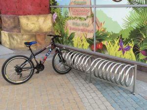Купить велопарковку Минск